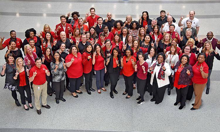 UHR Staff Photo