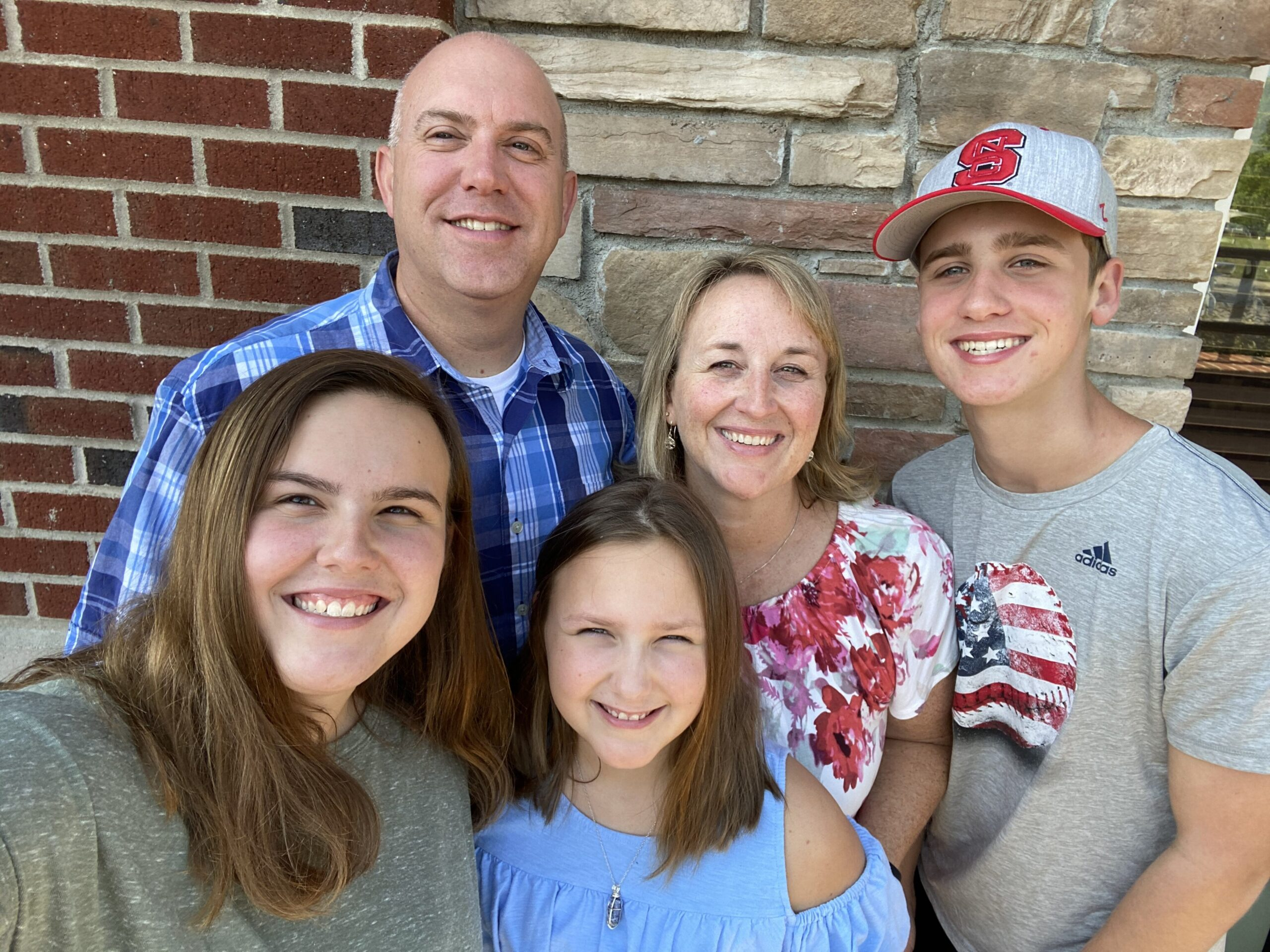 I am thankful for...Family (and our NCSU girl coming home soon!) - Lucy Gottlieb, Administrative Support Specialist, The Science House