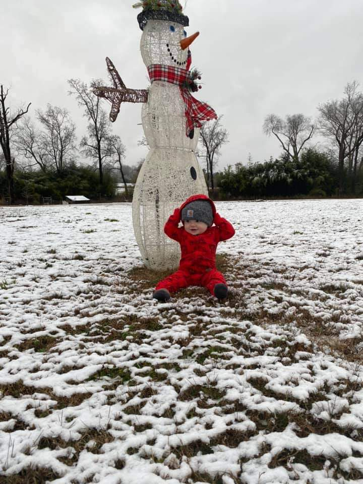 Brantley Ellis - Submitted by Cathy Blanchard, Grounds and Building Services