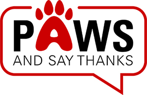 Paws and Say Thanks