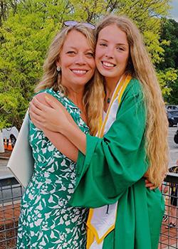 Jennifer and Carsyn Gilmore